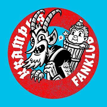 Krampus FanKlub by Gimetzco