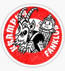 Krampus FanKlub Sticker