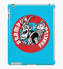 Krampus FanKlub iPad Case/Skin