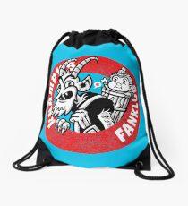 Krampus FanKlub Drawstring Bag