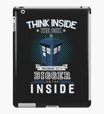 Tardis Dr. Who iPad Case/Skin