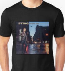 STING 57TH & 9TH TOUR 2017 T-Shirt