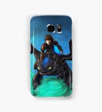 The Alpha Protects Them All Samsung Galaxy Case/Skin