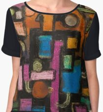 Life in the City Chiffon Top