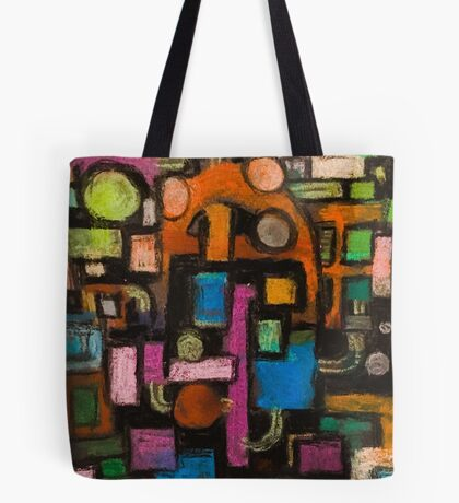 Life in the City Tote Bag