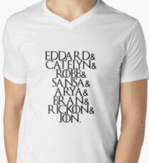 House Stark | Game Of Thrones T-Shirt