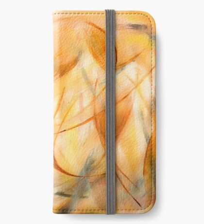 Wild is the Wind iPhone Wallet