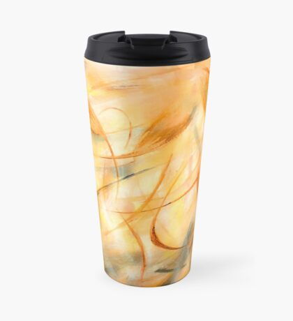 Wild is the Wind Travel Mug