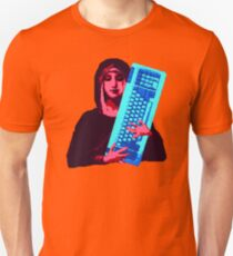 Keyboard Mary Unisex T-Shirt