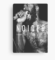 Death Grips - Noided Canvas Print