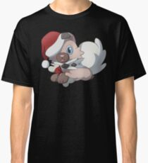 Christmas Rock Puppy Classic T-Shirt
