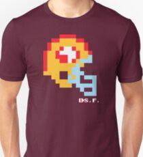 1ec923368 SF Helmet - Tecmo Bowl Unisex T-Shirt