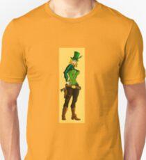 Steampunk western girl T-Shirt