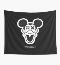 x mouse Wall Tapestry