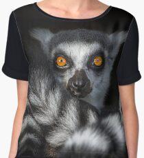 ~ Lemur Love ~  Chiffon Top