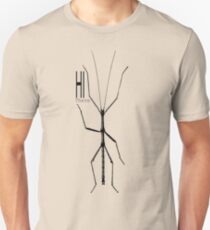 hi there Unisex T-Shirt