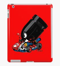 bullet attack iPad Case/Skin