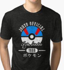 JOHTO Gym Leader  Tri-blend T-Shirt