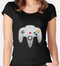 controller Women's Fitted Scoop T-Shirt