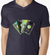 Alien Tarot Men's V-Neck T-Shirt