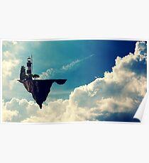 Gorrilaz Cloud Poster