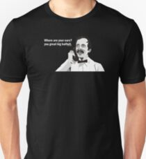Manuel - Where are your ears? Unisex T-Shirt