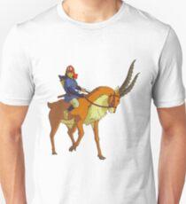 Ashitaka & Yakul Unisex T-Shirt