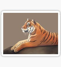 Tiger I Sticker