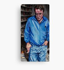 The Hitch Canvas Print