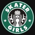 Skater Girls  by mqdesigns13