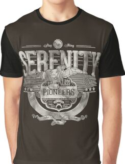 Space Pioneers Graphic T-Shirt