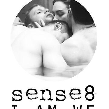 Sense8 by noirph