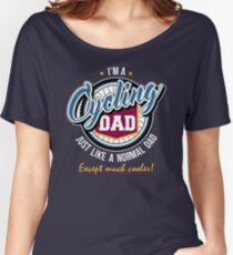 Cycling Dad Women's Relaxed Fit T-Shirt