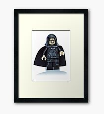 Darth Sidious 1 Framed Print