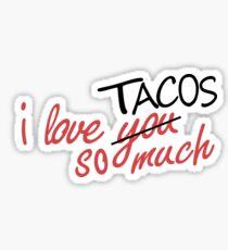 i love you so much [AUSTIN VER.] Sticker