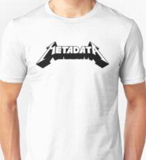 Metadata Unisex T-Shirt