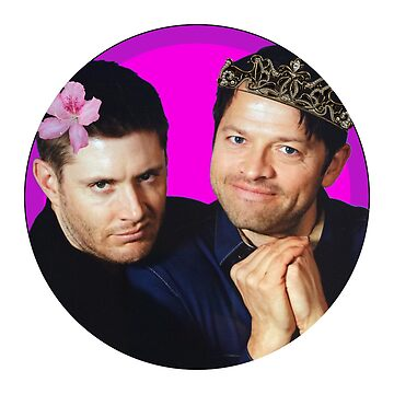 Misha and Jensen by TheDevilShipsIt