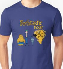 The Ferbtastic Four T-Shirt