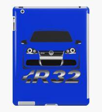 MKV Golf R32 Front iPad Case/Skin