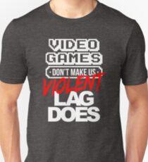 Video Games Unisex T-Shirt