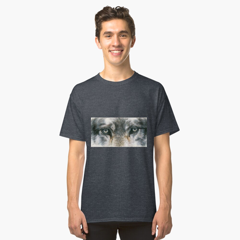 Canis Lupus Classic T-Shirt Front
