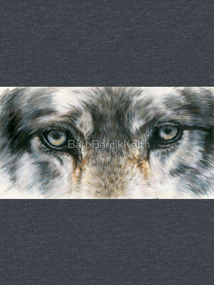Canis Lupus by BarbBarcikKeith