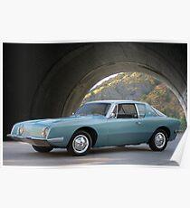 1963 Studebaker Avanti Coupe Poster