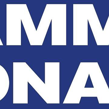 DAMMIT DONALD by acies
