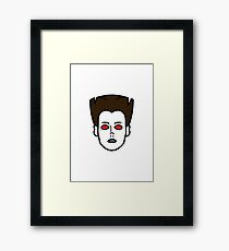 Zuul (Ghostbusters) Framed Print