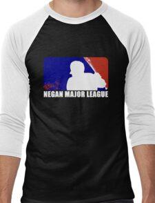 Negan Major League Men's Baseball ¾ T-Shirt