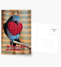 Be My Valentine Postcards