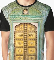 City Palace Door Graphic T-Shirt