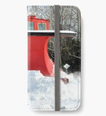 Snow Plow iPhone Wallet/Case/Skin