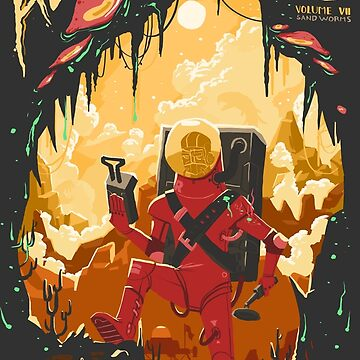 Alien Worlds by fightstacy